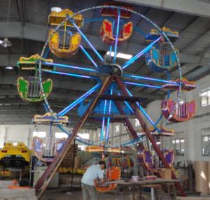 ferris wheel supplier in Beston group