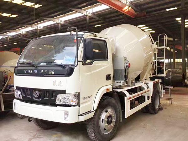 ready mix truck