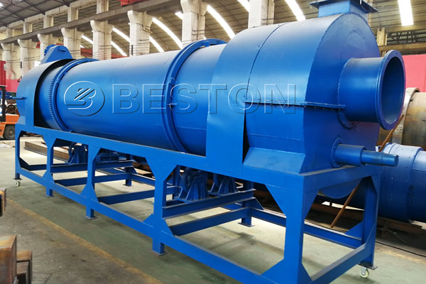 Beston Biochar Making Machine for Sale