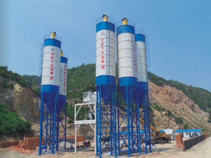 Cement Silo With High Quality