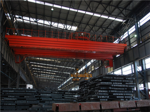 Price of magnetic overhead crane from China
